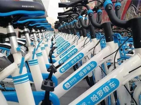 共享单车中的王者,拥有2.8亿用户,从单一业务到综合出行平台