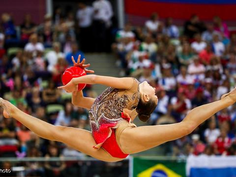 2019 FIG艺术体操世界杯 她们向个人全能冠军发起冲击