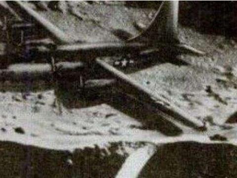 美国在月球背面发现了一架,已经坠毁了15亿年历史的宇宙飞船