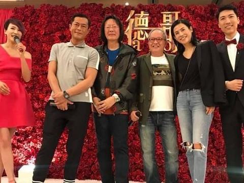 这才是TVB的感觉!香港少年四大名捕再合体,胡杏儿呼唤叶璇!