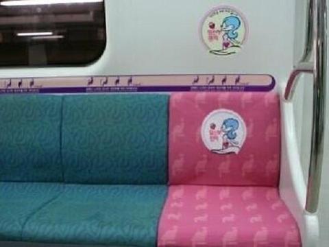 外媒点评中韩印三国的地铁:韩国舒适,印度酸爽,中国就一个字
