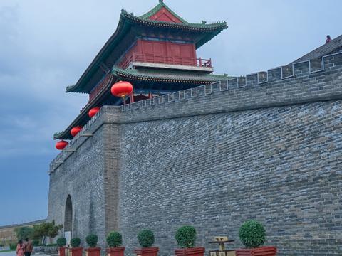 """中国最""""潮""""古城,距今已有1600年历史,如今是古城中的""""网红"""""""