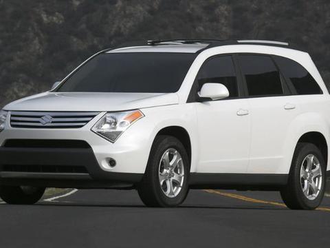 铃木汽车新款中级SUV亮相,尺寸不输汉兰达,售价与哈弗H9看齐