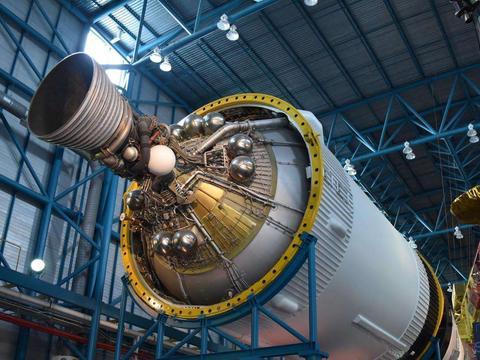 中美俄火箭推力对比:俄罗斯3300吨,美国3408吨,我国呢