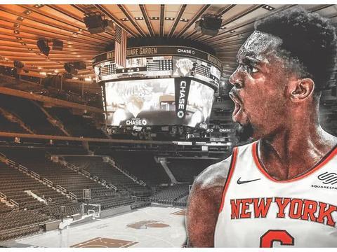 豪言在纽约拿最佳第六人!波蒂斯:我上赛季就给自己设定了该目标