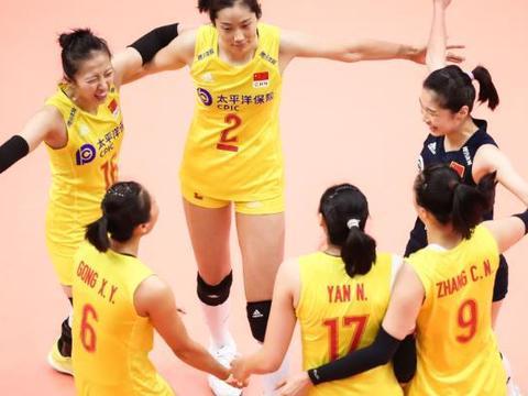 世界杯卫冕之旅!五连胜的中国女排,将在赛事第二阶段迎来挑战