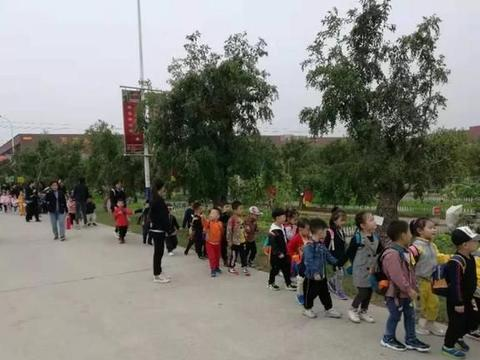 新郑市剑桥幼儿园第二期枣乡风情游活动回顾