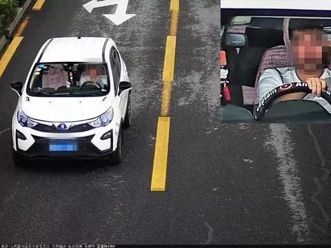 """识别人脸就能找到你!邯郸""""失驾人员违法智能识别系统""""上线。"""