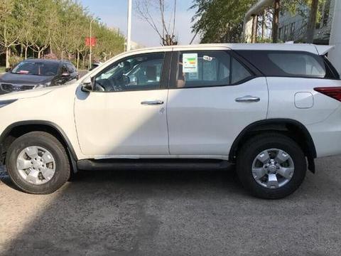 最实惠的丰田硬派SUV来了!动力看齐普拉多,售价比哈弗H9接地