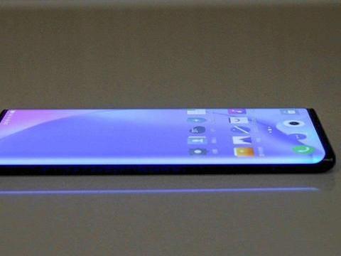 瀑布屏手机即将爆发,那么环形屏幕时代还会远吗?