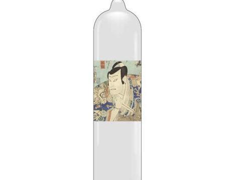 东京奥运会特点鲜明!组委会颜值新型避孕套,打开之后有图案