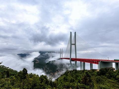 贵州最复杂的立交,比重庆还恐怖,习惯于8D的重庆人都会被绕晕