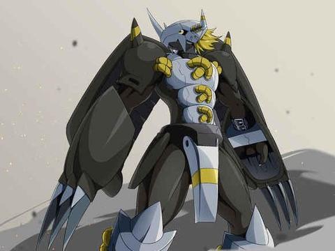 数码宝贝第二部中,黑暗战斗暴龙兽有多强大,同时对付两个究极体