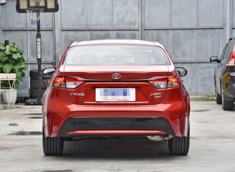13万多买一台卡罗拉孪生兄弟:全新雷凌,性价比很高的一款车!