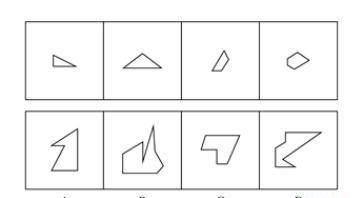 2019湖北公务员考试行测图推新考点:平面图形拼接