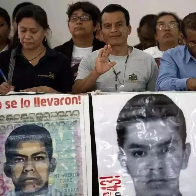 """墨西哥重启""""43学生失踪案""""  那119袋人体残骸 ......"""