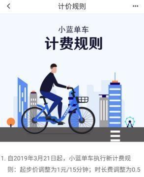 小蓝单车涨价,会是共享单车的必经之路吗?