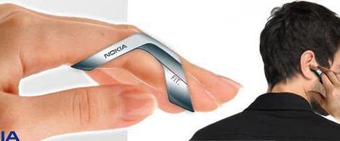 诺基亚推出戒指手机! 造型独特却被称鸡肋,仅有两个功能!