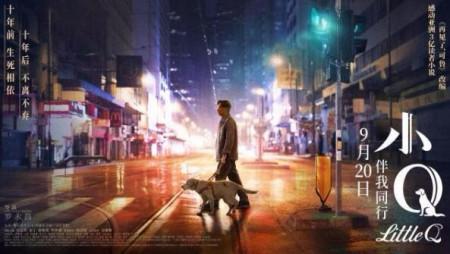 任达华梁咏琪新片票房登顶,豆瓣评分7.1,这部宠物电影火了