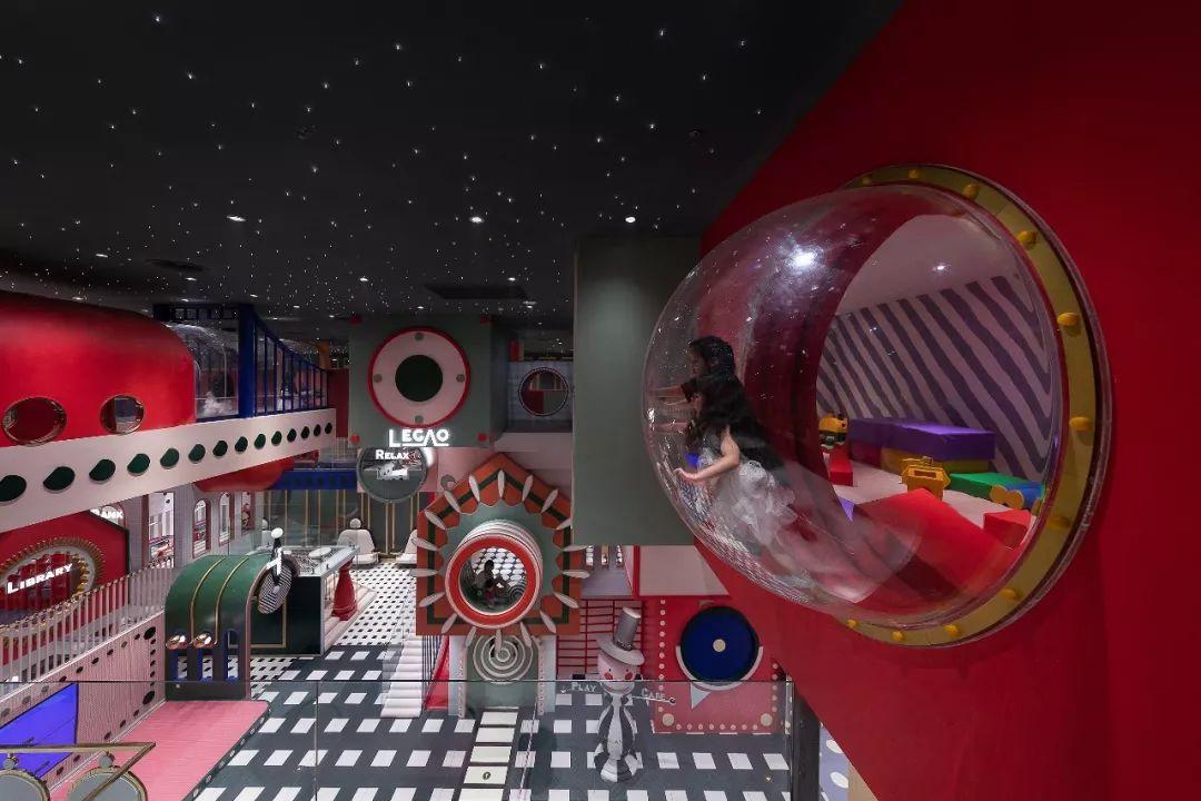 """燃!""""亲子乐园中的迪士尼"""" ?全国40个城市,迷宫、滑梯、海洋球,还有日托、感统、科学、运动课!"""