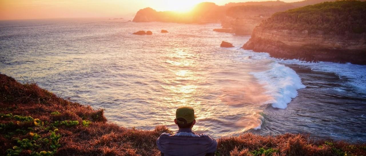 在青岛,找到心中那片海