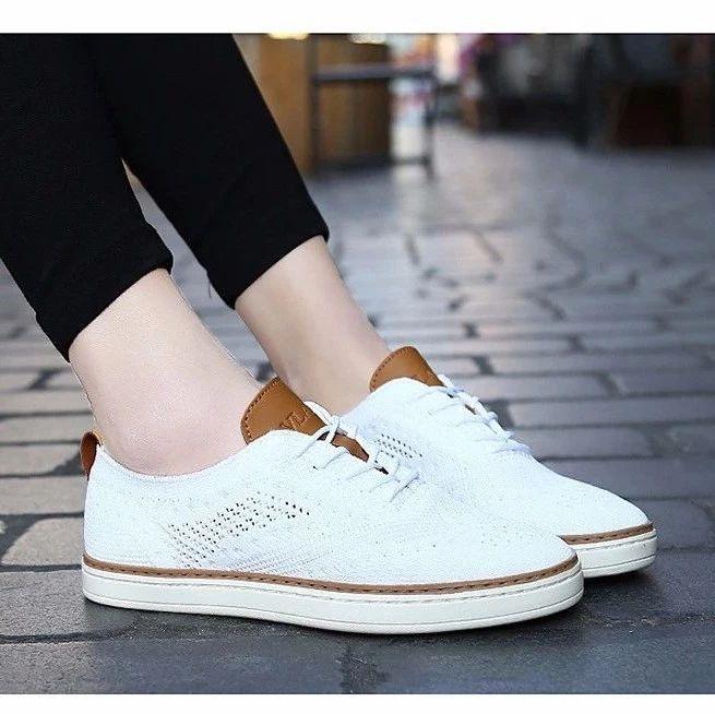 时髦舒服的UGG网面鞋,全世界的时尚博主都在穿!