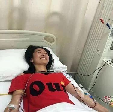 于都县女教师谢观秀在长沙成功捐献造血干细胞