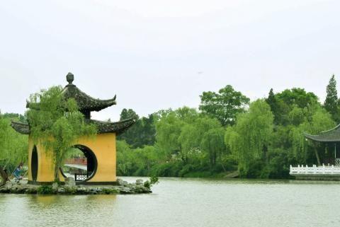 """江苏""""最宜居""""的城市,濒临长江、接壤南京,被誉为淮左名都"""