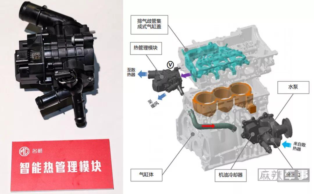 别克雪佛兰同款,新款名爵ZS靠1.3T发动机提升竞争力