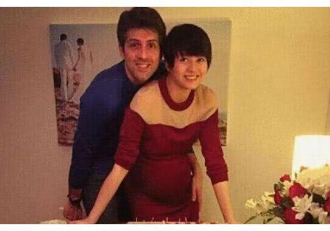 梁咏琪嫁给西班牙老公,生的孩子像娃娃,今4岁更是厉害