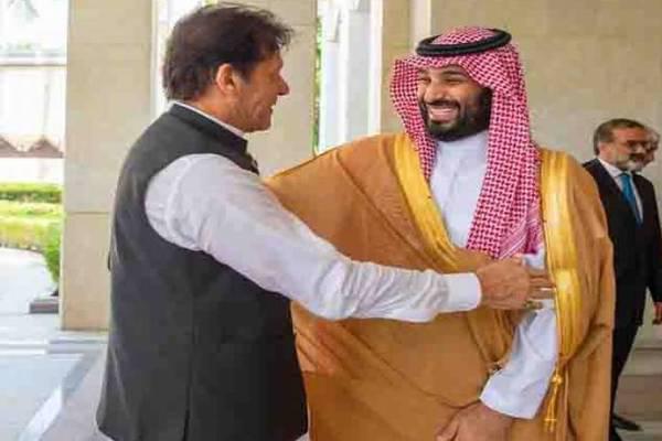 巴基斯坦总理去美国 沙特王储:坐我的私人飞机