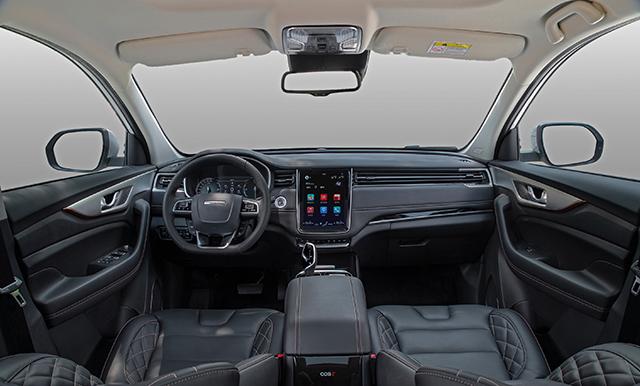 融合运动与实用,国产中型SUV科赛GT只卖13.28万元