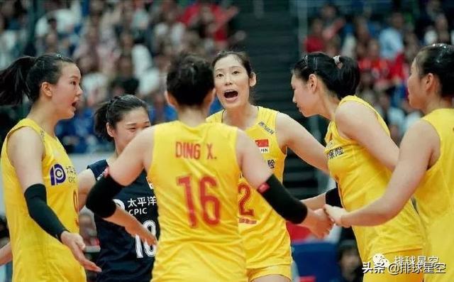 """""""世界杯第一阶段中国女排与美国女排的技术对比"""""""