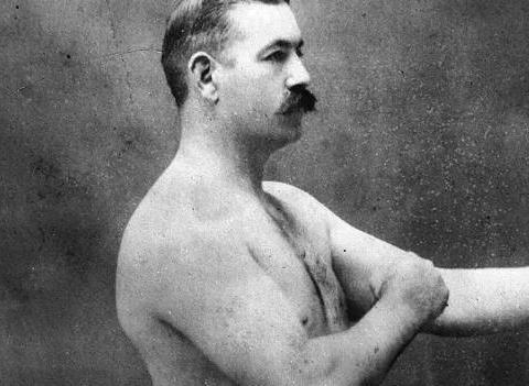 历史上最猛的拳王!比阿里早86年,泰森的力量不如他