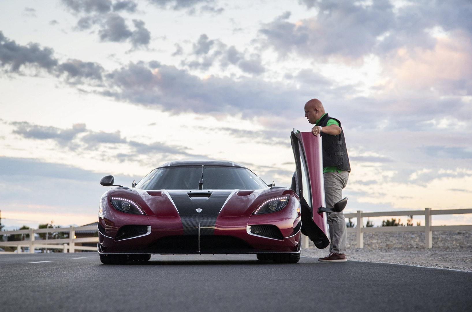 柯尼塞格 Agera RS