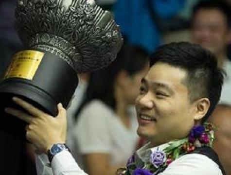 即将开打的中锦赛 是丁俊晖唯一没有染指过冠军的本土斯诺克赛事