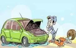 车辆涉水后会有哪些安全隐患