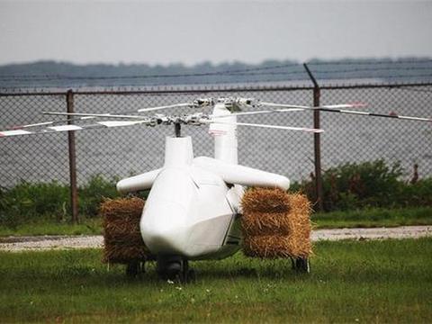 美国研发救生无人机,可运输伤员,最大载重量达到430磅
