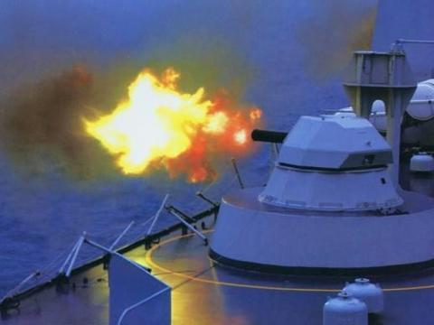 中国成世界第一近防炮研发大国:以后这一技术领域创新全看中国了