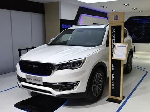 奇瑞子品牌乘胜追击,推出热门车的EV版,450km续航吸引人