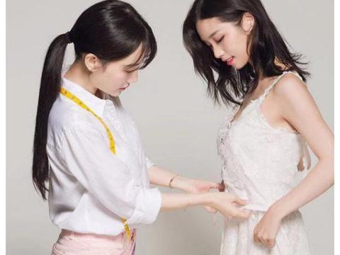 李小璐复出无望开网店卖衣服,自已上阵当模特,造型被网友批廉价