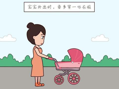 """换季宝宝穿衣法则,坚持""""三多一少""""很有必要,增强免疫力"""
