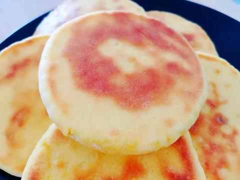 爱吃玉米鸡蛋饼的收藏了,早餐只需10分钟上桌,我家一周吃6次