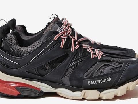 Balenciaga鞋王Track新配色曝光!看着好像有点眼熟?