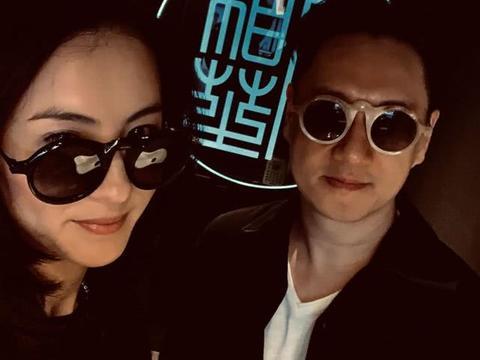 张柏芝连晒与绯闻男友合影,再次辟谣:只是友情!