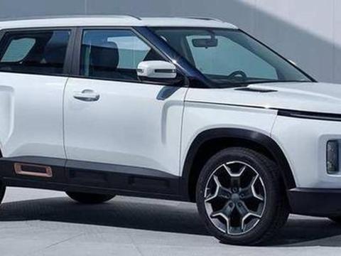 吉利又一SUV硬货,外观前卫,新车标+隐藏门把手,价格合适就火了