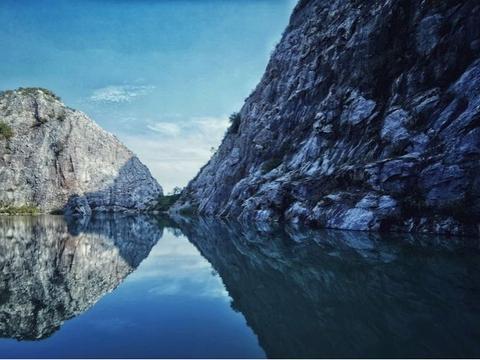 想拍出北欧风照片吗?在杭州这种地方深受欢迎,冷色调被称小冰岛