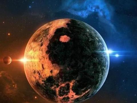 """地球曾是个""""富翁"""",43亿年前的地球遍地黄金,地表镀金4米高"""