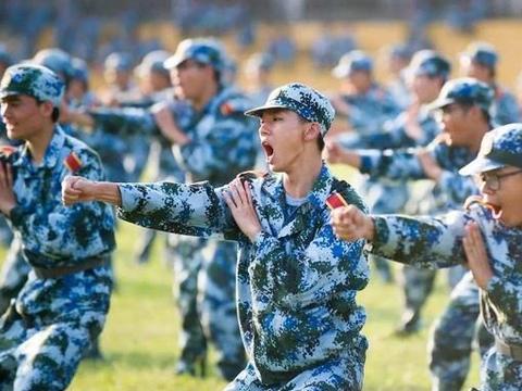 我国部分大学军训天数排行榜:最长的军训35天,最短的只有5天