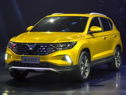 捷达品牌首款车型来了,造型神似大众途昂,搭载1.4T却只买8.48万